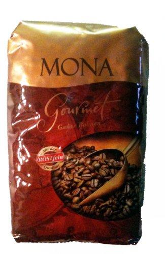 Röstfein Kaffee GmbH Mona Gourmet Ganze Bohnen 500g