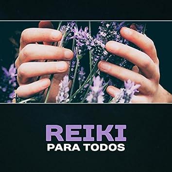 Reiki para Todos - Energia Universal para a Cura, Música Relaxante, Abrindo para o Reiki, Estado de Zenitude, Ruído de Fundo Natural