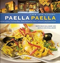 Paella, Paella by Maria & Natalia Solis Ballinger (2003-03-01)