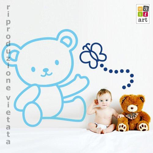 Sticker mural pour enfants Wall Art \