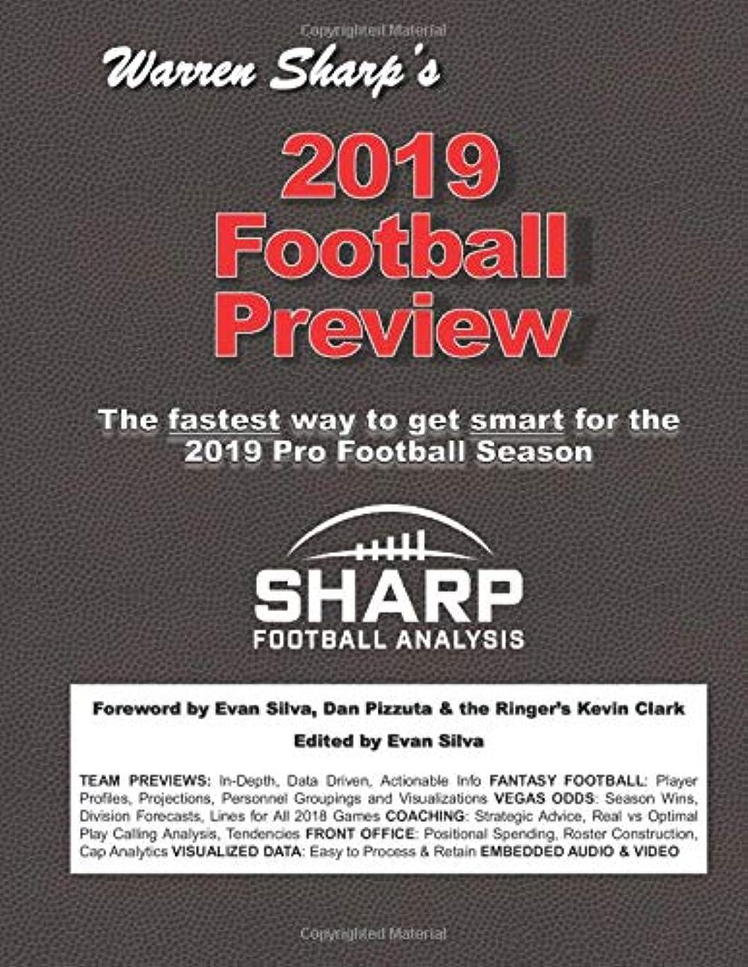 支援する賄賂投資Warren Sharp's 2019 Football Preview