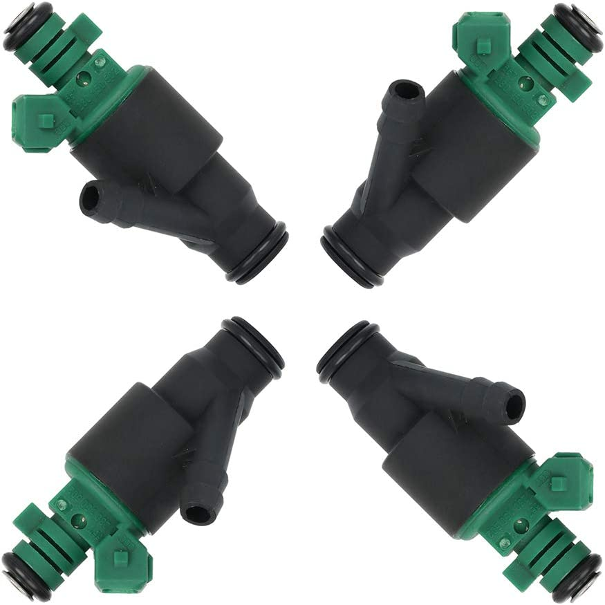 4 pcs Injectors ANPART 2 Holes Injector for fit Fuel 1995-2002 Cheap mail order specialty store OFFer