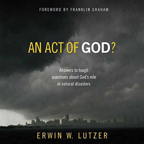 An Act of God? audiobook cover art