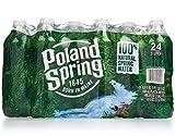 Poland Springs Bottled Water 16.9oz Bottles - Pack of 24