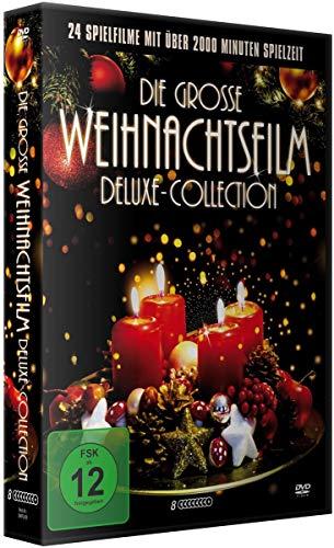 Die große Weihnachtsfilm Deluxe-Collection [8 DVDs]