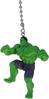 Marvel Comics Super Hero Superhero Character Ceiling Fan Pull Light Chain (The Hulk)