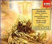 Mahler: Symphony No. 2- Resurrection ~ Rattle, Auger, Baker by Arleen Auger