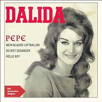 Pepe (feat. Orchester Raymond Lefevre, Eddie Barclay, Berlipp's Band Und Die Boys Und Girls) [Die deutschen Singles]
