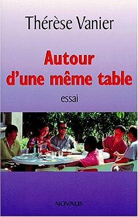 Autour d'une meme table