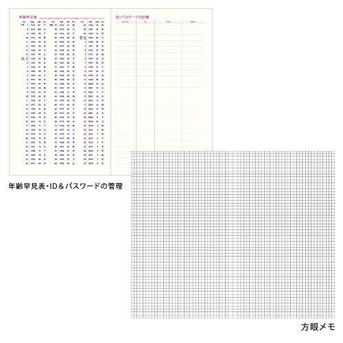 アートプリントジャパン『2020年手帳ガントチャートダイアリーforWomen』