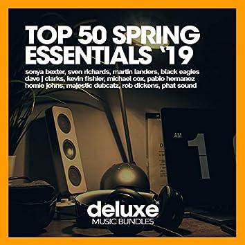 TOP 50 Spring Essentials '19
