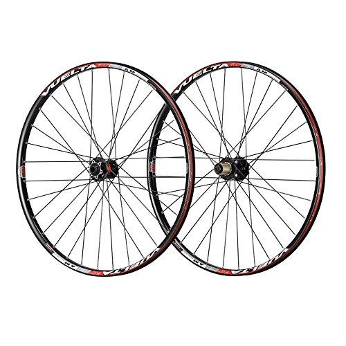Vuelta MTB AM Wheel Set, Black, 29-Inch -  Cycle Force Group, 811250432