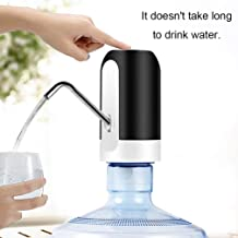 CATIPOL Automatic Wireless Water Can Dispenser Pump with Rechargeable Battery for 20 Litre Bottle