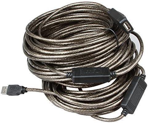 Max 62% OFF RELPER 100 Foot 30meter Premium Max 83% OFF Extension 2.0 USB Active Cable