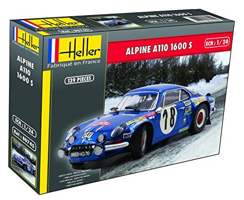 Heller Maquette, 80745, Renault, scala 1:24