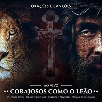 Corajosos Como o Leão (Ao Vivo)