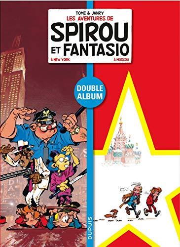 Spirou et Fantasio - Diptyques - tome 6 - Diptyque Spirou et Fantasio 6