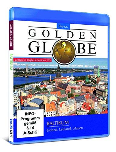Baltikum - Golden Globe [Blu-ray]