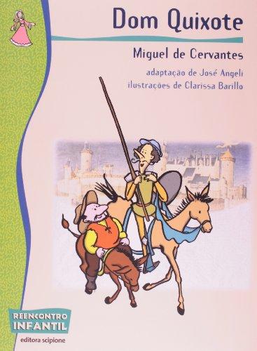 Dom Quixote Reenc Infantil