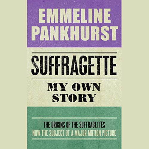 Suffragette audiobook cover art