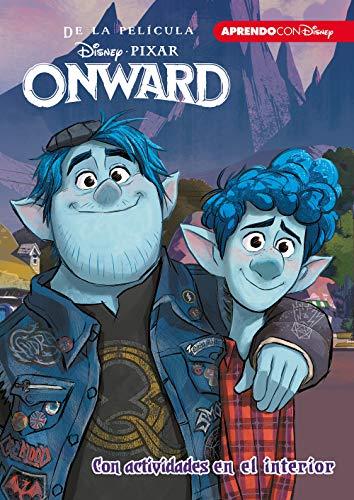 Onward (Leo, juego y aprendo con Disney): Con actividades en el interior