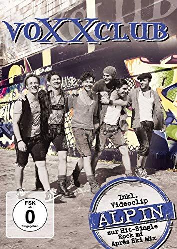 VoXXclub - Alpin [Alemania] [DVD]