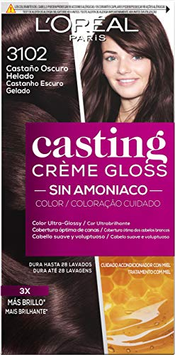 L'Oreal Paris Casting Crème Gloss Baño De Color 3102 Casta