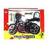 wAddhFC Amusant Apprentissage Mini Alliage BMX Doigt Vélo Modèle Fans De Vélo...