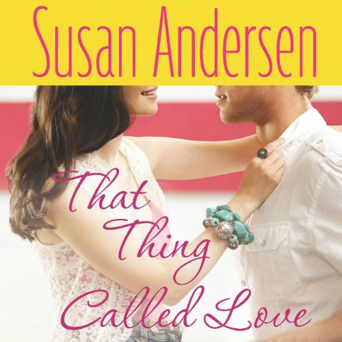 That Thing Called Love audiobook cover art