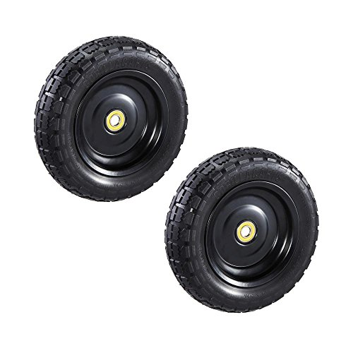 "Gorilla Carts GCT-13NF Replacement Tire, 13"" (2-pack)"