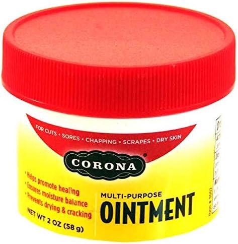 Manna Pro Leading Protecting Skin Horse Wound Care Corona Ointment 2 Oz product image