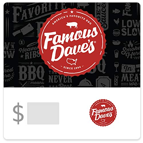 Buy $50, save $10.50 with code FAMOUS