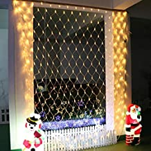 Best battery operated outdoor net lights with timer Reviews