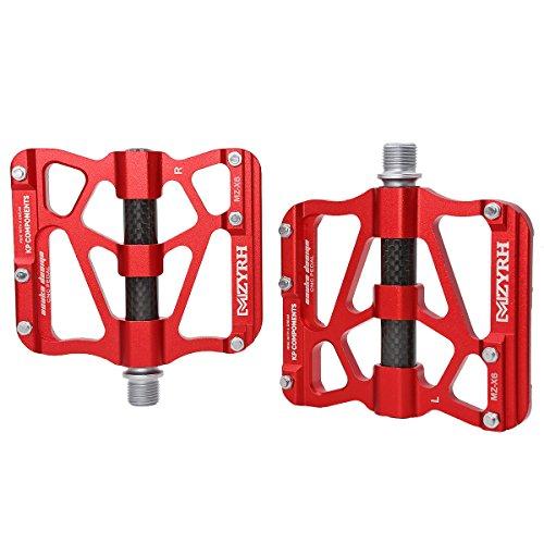 ThinkTop Mountain Bike Pedals Axle 9/16 3 Bearing...