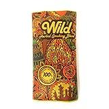 Wild Natural Organic Smoke Blend of Smoking Mix Herbal Mixture 30 g/1,06 Oz Alternative 100% Nicotine and Tobacco Free