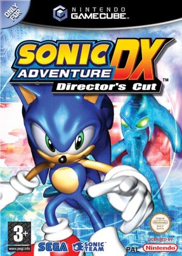 Sonic Adventure DX Director's Cut [Importación Inglesa]