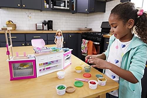 Ensemble de Cuisine Barbie Ultime - FRH73 - 1