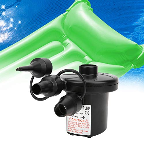 【 】 Bomba de Aire eléctrica Inflador de extracción de Aire 2...