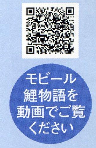ワタナベ鯉のぼり『粋々モビール鯉物語60cmセット天華滝登り吹流し』