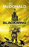 Blackwing, tome 2 : Le cri du corbeau par McDonald