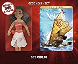Vaiana / Moana - GiftSet with Plush Toy [ Origen Belga, Ningun Idioma Espanol ]