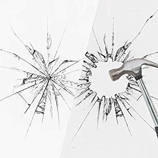 防犯フィルム 10枚 40cm 30cm 飛散防止 フィルム ガラス 防犯シート 窓 ガラス窓 ガラス飛散防止 シート 窓ガラス用 透明 ガラス破り対策 防犯 窓ガラス