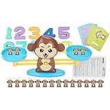 Immagine 2 caredy giocattoli educativi monkey balance