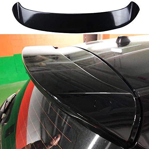 JTAccord ABS Auto Heckspoiler Standard Heckklappe Spoiler Dach Heck Heck Kofferraum Lippe Windschutzscheibe Flügel für Suzuki Swift 2018-2020, Auto Modifikation Zubehör