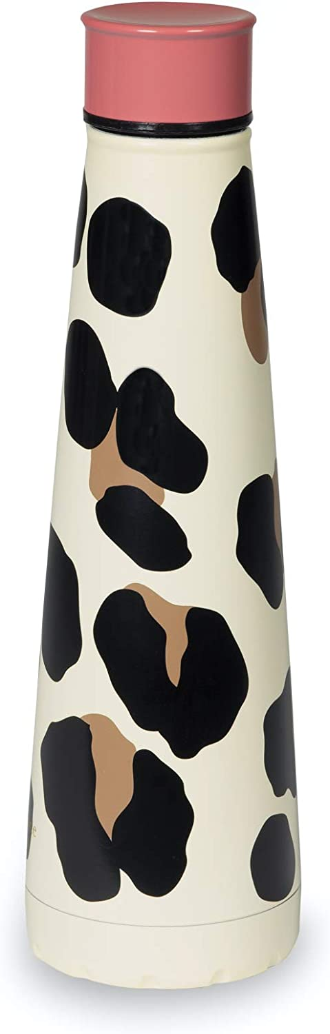 Kate Spade New York At the price Kansas City Mall of surprise Insulated Bottle Stainless Steel Leop Water