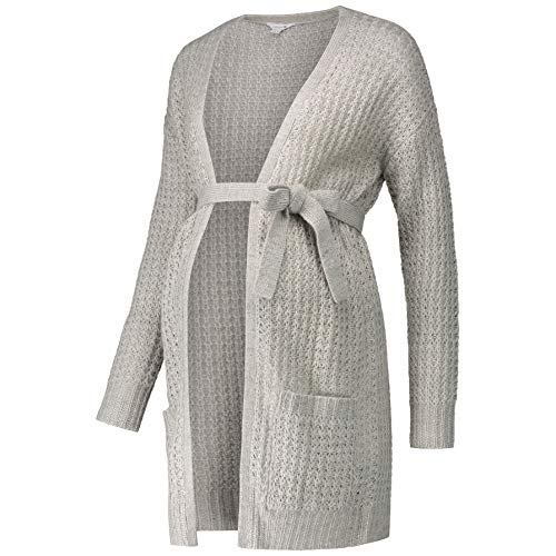 Prénatal Schwangerschafts-Cardigan Grau Größe M