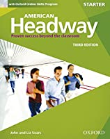 American Headway: With Oxford Online Skills Practice Pack (American Headway, Level Starter)