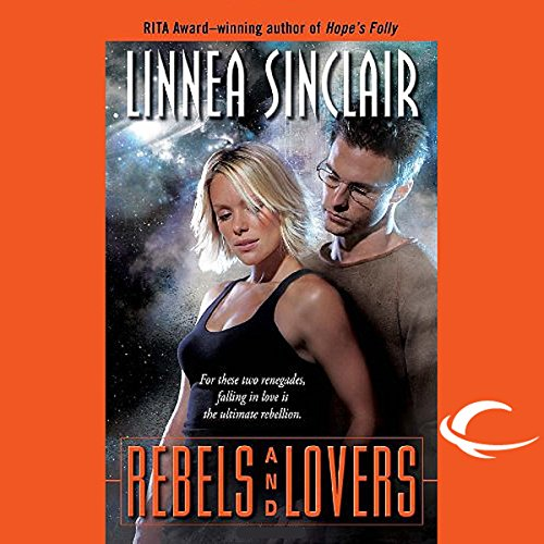 Rebels and Lovers audiobook cover art