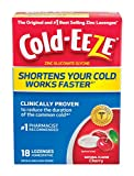 Cold-EEZE Cherry Flavored Cold Remedy Lozenges - Case of: 6; Each Pack Qty: 18; Total Items Qty: 108