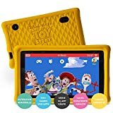 Pebble Gear Disney Kinder Tablet 7' Pixar Toy Story 4 Kids Tablet pad mit kindgerechter Hülle /...